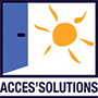 Logo ACCES'SOLUTIONS